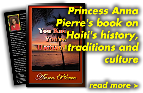 Get your copy of Haiti's History, Traditions and Culture